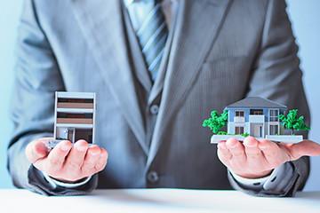 建築まで社内一貫の高度な専門性